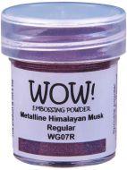 Wow! Metalline Himalayan Musk Embossing Powder (15ml)  - UK ONLY