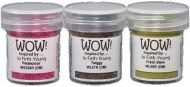 WOW! Trio English Garden Jo Firth Young Exclusive embossing powder