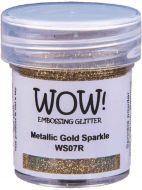 Wow! Metallic Gold Sparkle Embossing Powder 15ml