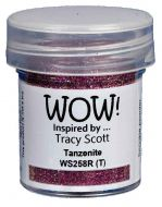 Wow! Tanzenite Embossing Powder by Tracy Scott (15ml)  - UK ONLY
