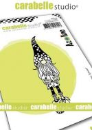 Zolitin Ernest aZoline a7 cling stamp by Carabelle Studio SA70166