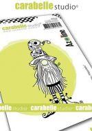 Zolitin Hippolyte aZoline a7 cling stamp by Carabelle Studio SA70168